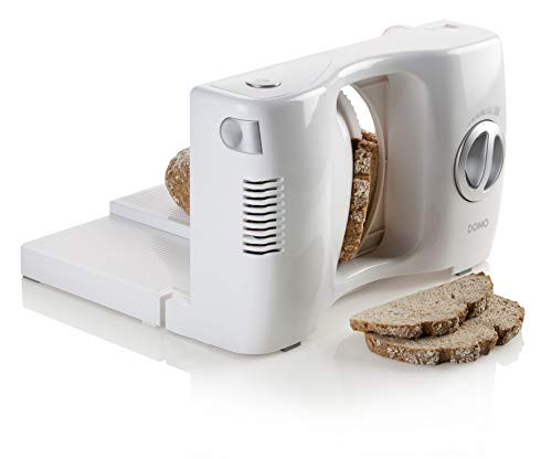 DOMO MS171 Allesschneider Brotschneidemaschine 120 Watt