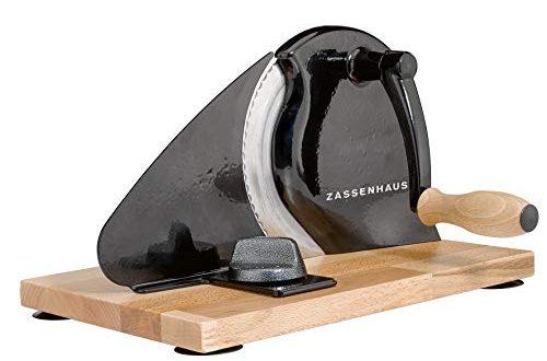 zassenhaus brotschneidemaschine classic schwarz 500x330 - Zassenhaus Brotschneidemaschine Classic, schwarz