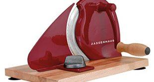 Zassenhaus KP0000072075 Classic Brotschneidemaschine 188 Edelstahl 310x165 - Zassenhaus KP0000072075 Classic Brotschneidemaschine, 18/8 Edelstahl